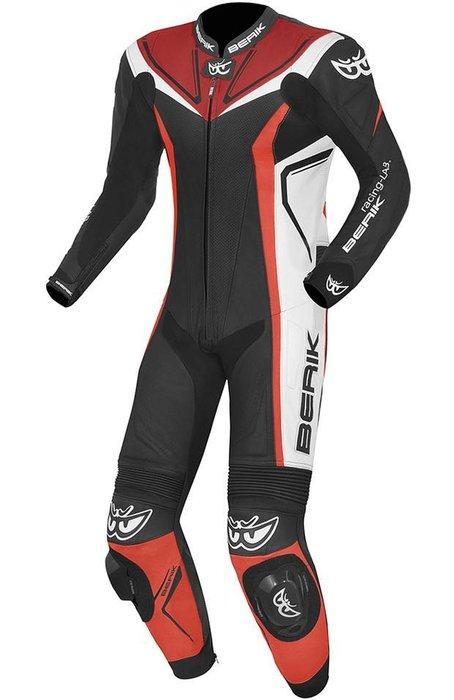 Berik 大里特約商moto2輪館-GP RACE2 連身防摔皮衣