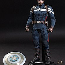 Hot Toys MMS242 Captain America 美國隊長 Winter Soldier STEALTH S.T.R.I.K.E 潛行版 1/6