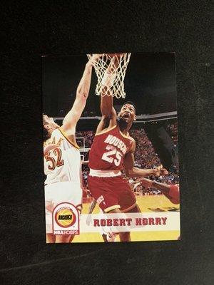 [小卡拍拍] 懷舊老卡 關鍵Big Shot Rob 辣個拿了7座冠軍的男人 Robert Horry 新年人紀錄卡