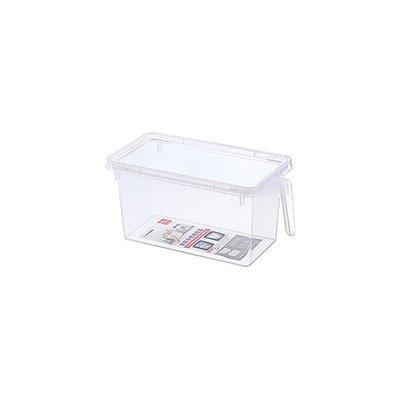 315百貨~聯府 P50255 家齊手把堆疊盒 (中)   / 收納整理籃 置物塑膠籃 儲物手把籃