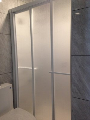 《振勝網》【免費丈量+一年保固】台灣製 乾濕分離 一字三門 PS板 淋浴拉門 淋浴門 另售DAY&DAY 和成 TOTO