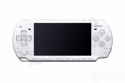 【二手主機】PSP1007型 白色主機 附充電器【台中恐龍電玩】