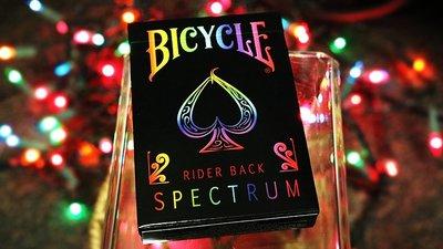【天天魔法】【S1439】正宗原廠~彩虹牌~Spectrum Deck by US Playing Card