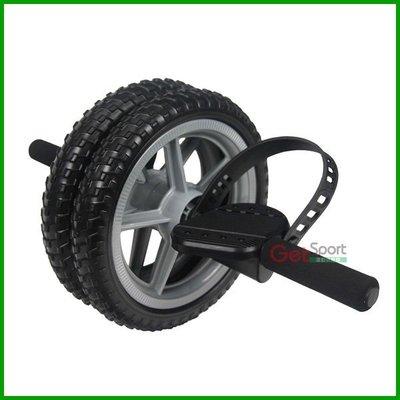 腳踏健腹輪(下腹肌/滾輪/金屬鋼管)