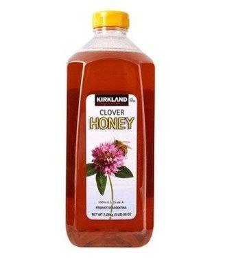 【多娜小鋪】(2組) Kirkland  科克蘭 100%純蜂蜜 2.26公斤×2組/好市多代購