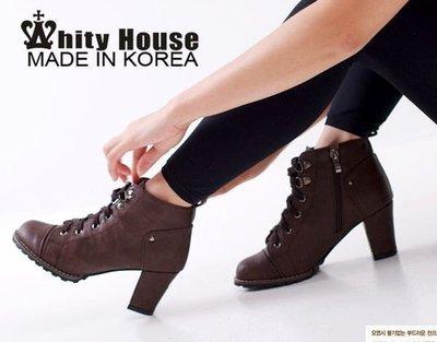 =WHITY=韓國BAGAZI正品韓國製  韓劇想你高級軟皮明星必百搭舒適經典個性踝靴SWZ8935