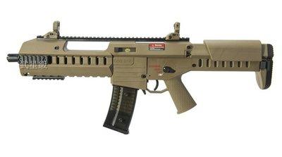 台南 武星級CYBERGUN GSG G14 DARK EARTH EFCS電動槍 沙(卡賓槍BB彈GBB槍衝鋒槍狙擊槍
