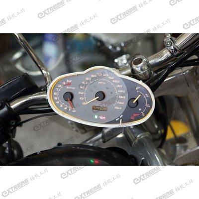 [極致工坊] 哈雷 Harley-Davidson V-ROD  重車 液晶儀表板 碼錶 故障 微亮 維修