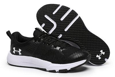 兩雙免運 正品安德瑪 UA Charged Engage 男款緩震訓練運動跑步鞋 40---46碼