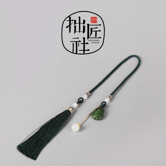 原創設計純手工編制玉掛件 鑰匙掛件 時尚包包掛