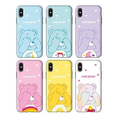 彩虹熊 手機殼│雙層殼│iPhone 7 8 SE X XS MAX XR│z9244