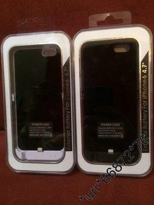 iPhone 6 3000 mAh 手機殼 充電器 外置電池 後備電源 POWER BANK Jacket battery 包郵