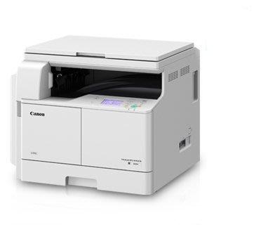 *限量1台 贈碳粉匣一支及一包A4紙*CANON IR-2004N A3多功能複合機/無線列印/網路彩色掃描/液晶觸控