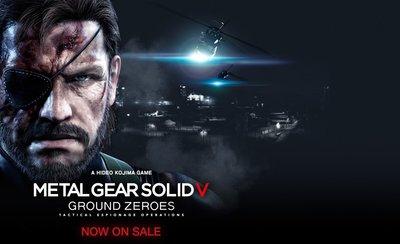 【傳說企業社】PCGAME-Metal Gear Solid V:Ground Zeroes潛龍諜影5:原爆點(英文版)