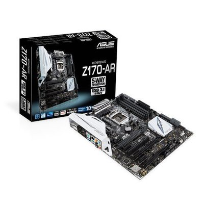 ASUS 華碩 Z170-AR Z170 非 H270 Z270 H170 i7 7700 6700K 7700K