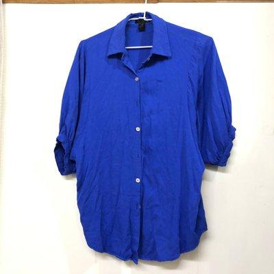 50% fifty percent 五分袖襯衫 休閒襯衫