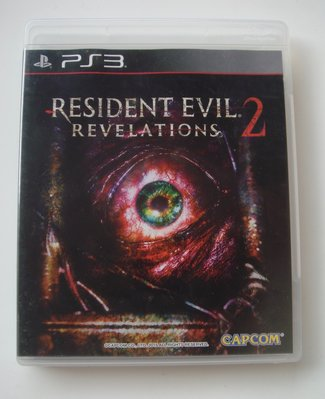 PS3 惡靈古堡 啟示 2 中文版 BIOHAZARD REVELATIONS 2