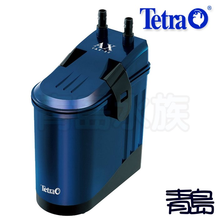 二月缺U。。。青島水族。。。78096德國Tetra德彩----小型圓桶過濾器==VAX-30