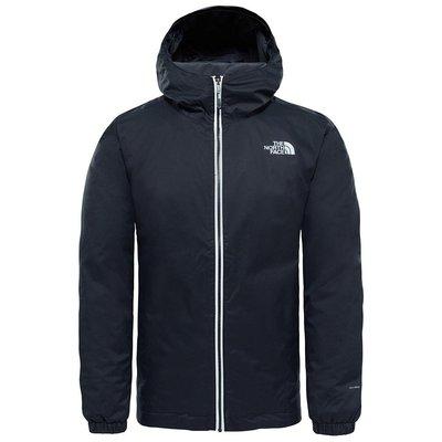 歐美代購 The north face Quest 防風防雨外套 防水外套 後款保暖雨衣 XS~XL 黑紅藍灰 另有女款