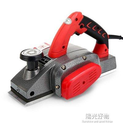 倒裝臺式電刨機木工刨多功能手提刨小型家用電刨子木工工具菜砧板 220V NMS