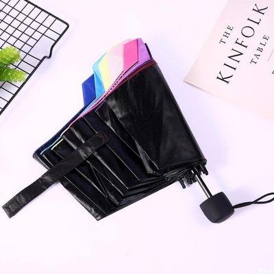 999定做雨傘廣告傘定制禮品傘遮陽晴雨折疊傘印字雨傘可印刷印LOGO11NB29