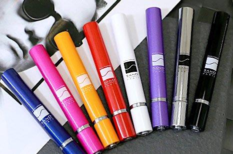 【白鳥集團】Caseti 透視Sand系列時尚防漏鎖香水分裝瓶 化妝水分裝瓶 香水筆