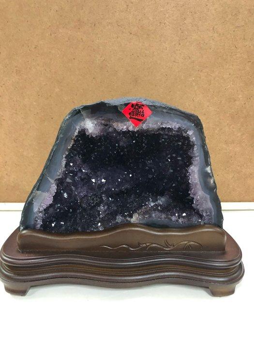 紫水晶 紫水晶洞 水晶洞