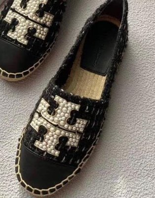 MAMA/TB布面樂福鞋