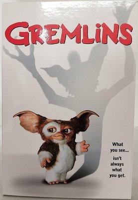 全新 NECA 豪華版 Gremlins 小精靈 GIZMO