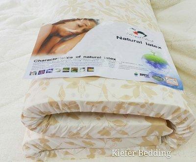A級單人加大3.5x6.2純天然乳膠床墊.厚度5公分 專櫃品牌 Royal Duck皇室鴨