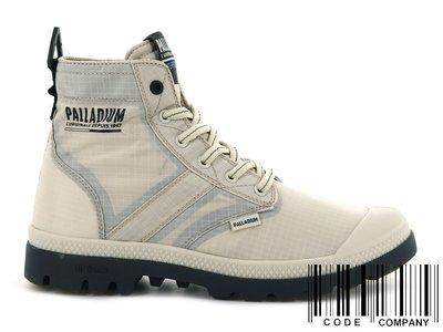 =CodE= PALLADIUM PAMPA LITE+ VAPOR WP+ 防水輕量軍靴(卡其)76194-217 女