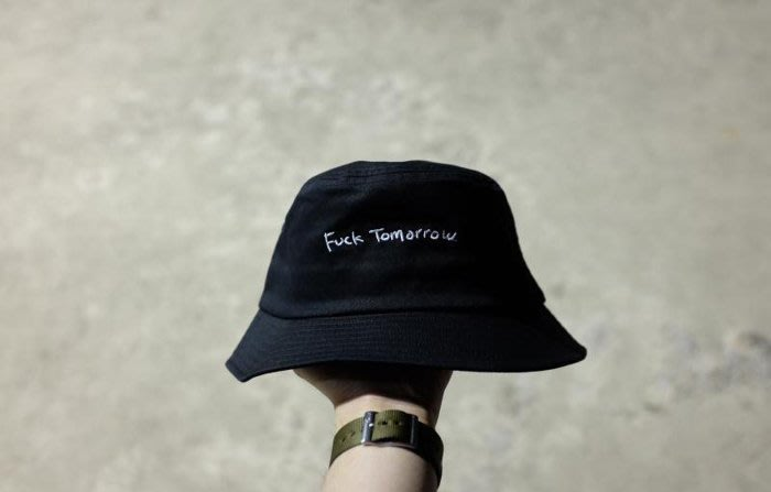 870a05f7707 SPARKLE 黑色漁夫帽STUSSY BUCKET HAT SNAPBACK SUPREME HATER KENZO HUF STAMPD 黑男女