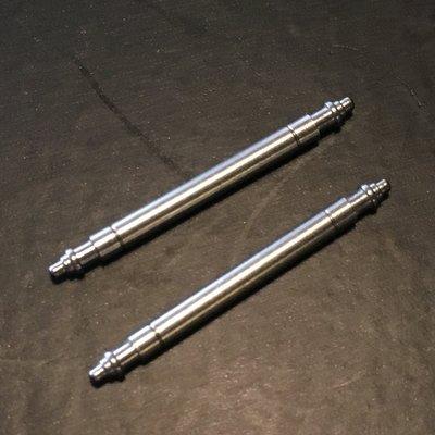 錶帶屋 勞力士ROLEX 20mm 17mm 16mm 13mm專用304不鏽鋼錶耳針彈簧棒116610水鬼遊艇GMT