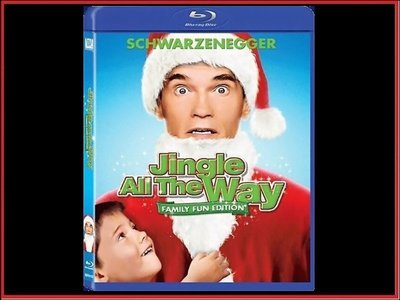 【BD藍光】一路響叮噹 Jingle All the Way (台灣繁中字幕) - 魔鬼終結者阿諾史瓦辛格