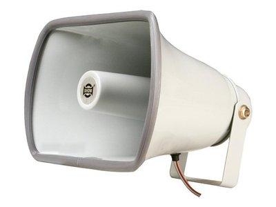 【昌明視聽】SHOW SC35A SC-35A 高功率防水喇叭(35W) 鋁質外觀耐用