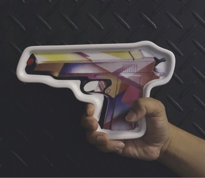 ☆AirRoom☆【現貨】 2016 春夏 Supreme Ceramic Mendini Gun Tray 槍 盤
