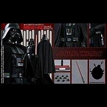Hot Toys MMS279 Star Wars 星球大戰 Episode Hope Darth Vader 黑武士 1.0 1/6 figure 全新未開封