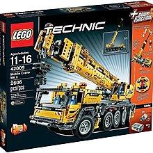 樂高 LEGO 科技系列 42009 MK II 流動 起重機