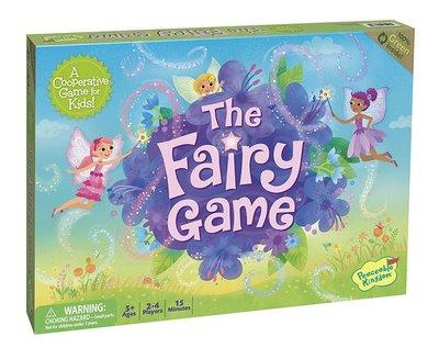 大安殿 店面 附中文說明 The Fairy Game 精靈花園 幼兒合作遊戲 益智桌上遊戲