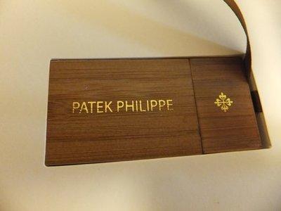【錶中之王】PATEK PHILIPPE百達翡麗2G/2GB隨身碟,限量發行只有一個AP/PIAGET/CREDOR/R
