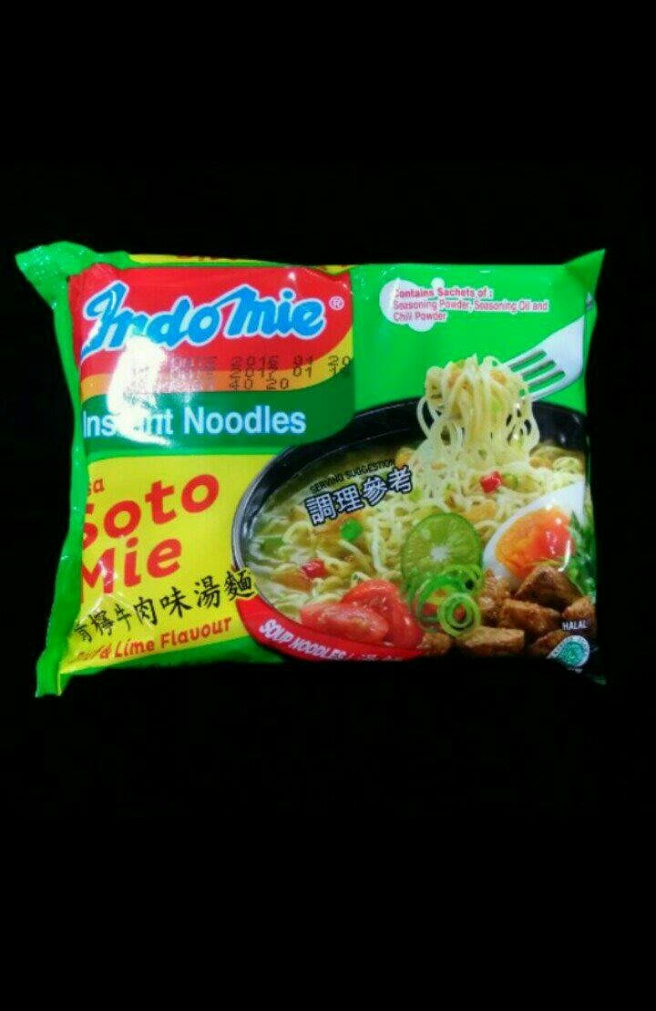印尼 泡麵(青檸牛肉風味)/1包/85g