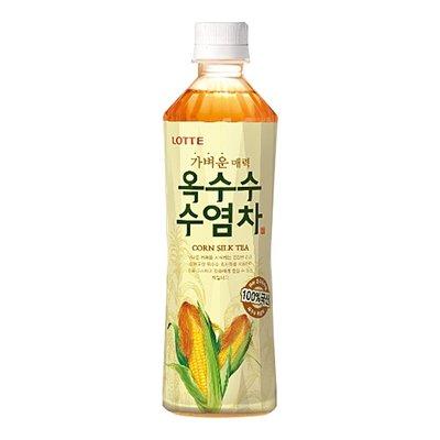 [韓國進口]Lotte 樂天玉米鬚茶500ml