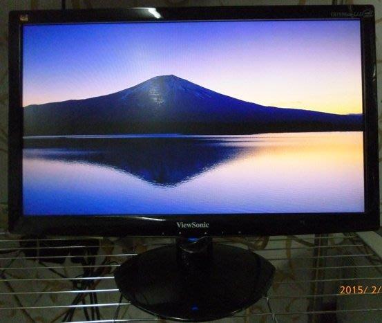 ㊣三民高中捷運 元氣電腦㊣19吋 優派 VA1938 LED 螢幕 只賣600元 保固3個月 無法超取到付