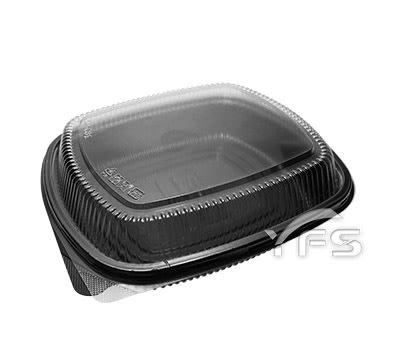 D81一格餐盒 (免洗便當盒/雞腿/排骨/豬排/外帶餐盒/小菜/滷味)