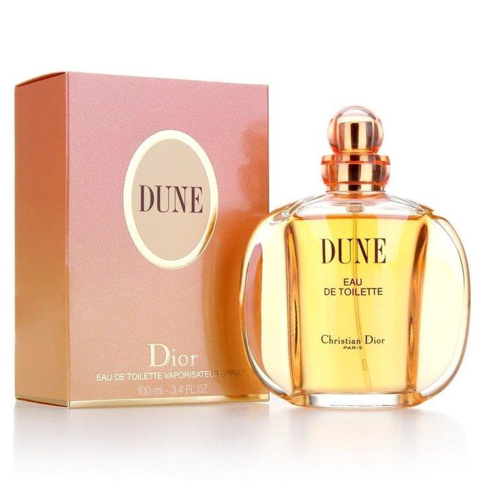 岡山戀香水~Christian Dior 迪奧 Dune 沙丘女性淡香水 100ml~優惠價:3380元