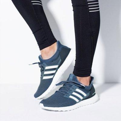 》P.S 》ADIDAS Ultra Boost 4.0 藍 男鞋 輕量 編織 運動鞋 慢跑鞋 休閒鞋 CM8113