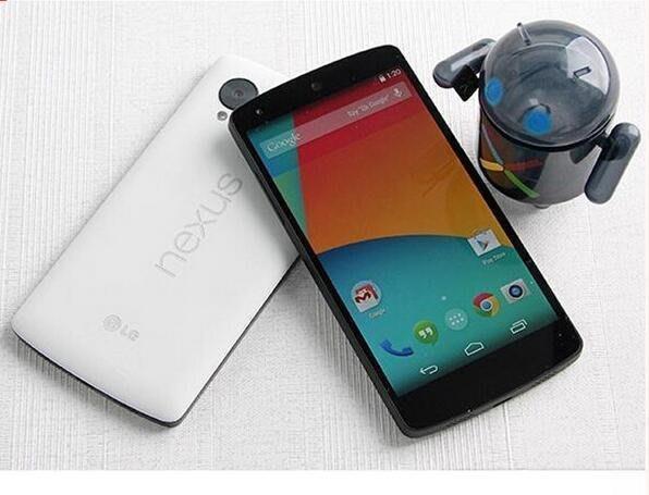 免運 送保護套+貼好鋼化膜 LG Google Nexus5 四核心2G RAM  800萬  福利機