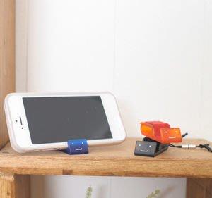 Growlife 種生活 ▶ 韓國 TAZ-Smart Stand超實用微笑手機螢幕擦立架吊飾/支架吊飾/吊飾/3C配件