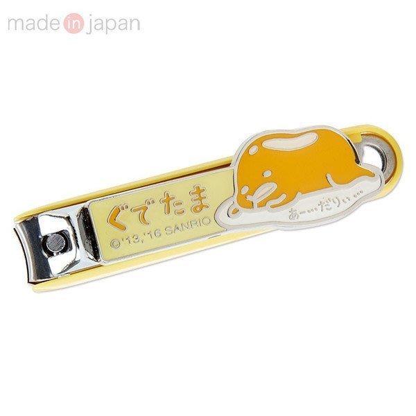 41+ 現貨不必等 正版授權  蛋黃哥 日本製 指甲剪 4901610702550    my4165