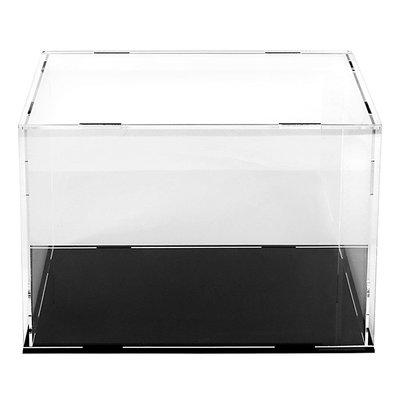 亞克力展示盒42043奔馳3245自卸卡車LEGO手辦模型樂.高透明防塵盒#展示盒 #手工 #diy #模型 #娛樂